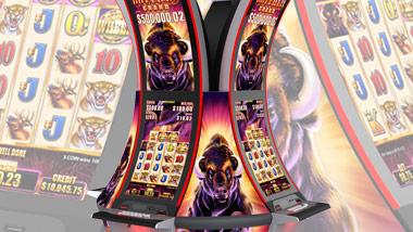 Buffalo Grand Slot Machine