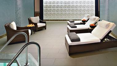 ara spa women's lounge