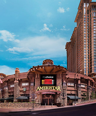 Ameristar Black Hawk Casino Resort Spa