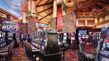 Slot Machines in Ameristar Black Hawk Casino